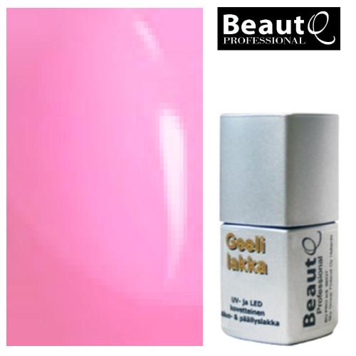 BeautQ Professional Barbie Pinkki geelilakka 12 mL