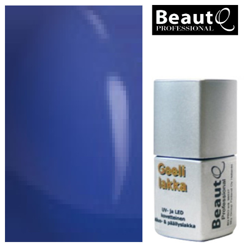 BeautQ Professional Royal Sininen geelilakka 12 mL