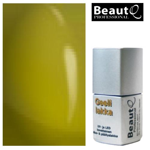 BeautQ Professional Lehtivihreä geelilakka 12 mL