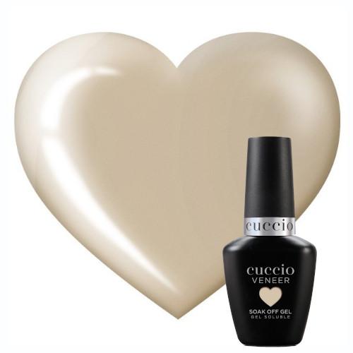 Cuccio Veneer Bite Your Lip geelilakka 13 mL