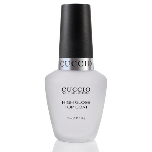 Cuccio High Gloss päällyslakka 13 mL
