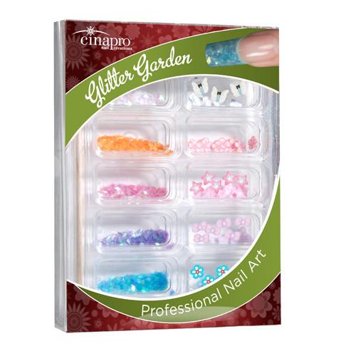 Cinapro Glitter Garden koristelajitelma