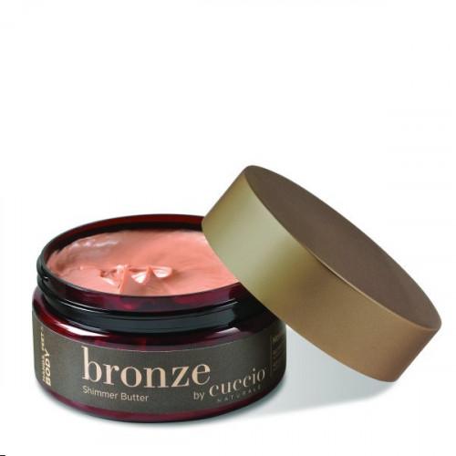 Cuccio Naturalé Bronze Shimmer Butter Heleyttävä BB-vartalovoide 226 g
