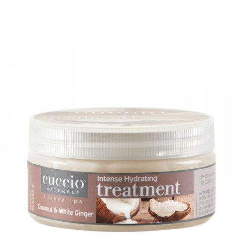 Cuccio Naturalé Coconut & White Ginger Intense Hydrating Treatment kosteusvoide 226 g