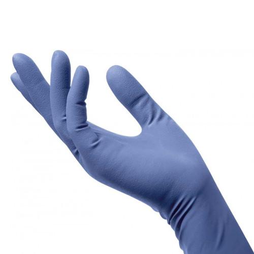 Semperguard Comfort Siniset Nitriilikäsineet M 100 kpl