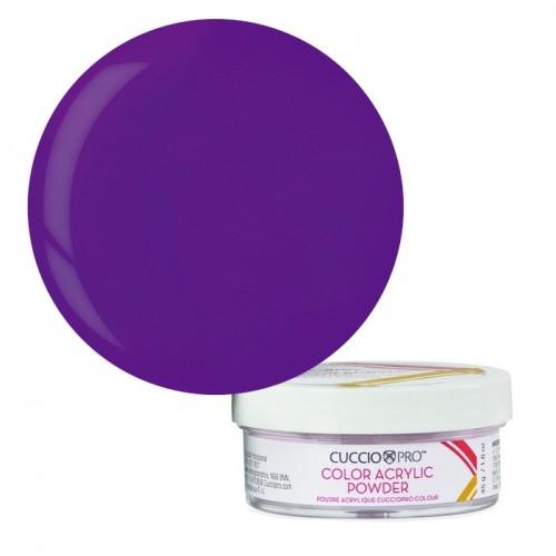 Cuccio Neon Grape Color Acrylic Powder akryylipuuteri 45 g