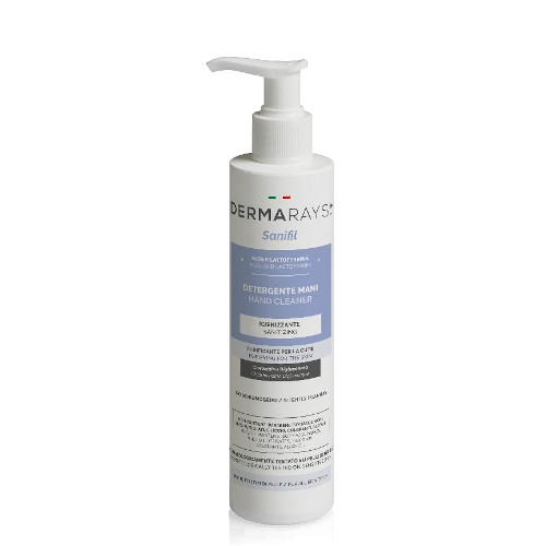 Dermarays Sanifil Hand Cleaner Antiseptinen käsisaippua 250 mL