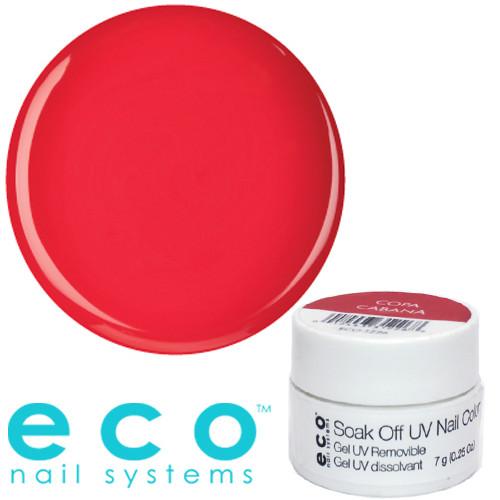 Eco Nail Systems Copa Cabana Eco Soak Off geelilakka 7 g