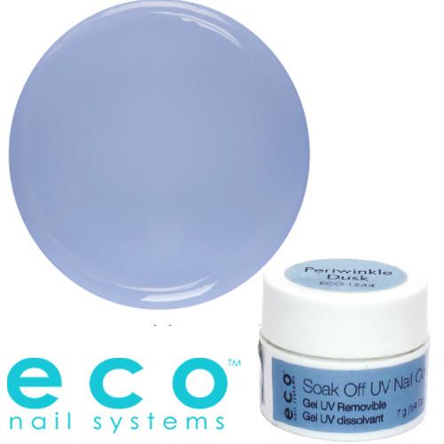 Eco Nail Systems Periwinkle Dusk Eco Soak Off geelilakka 7 g