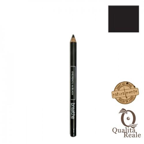 Naturalmente Breathe Make-Up Therapy Eye Pencil Rajauskynä #01 Black