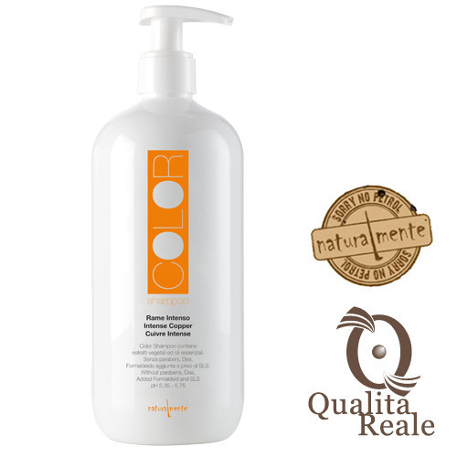 Naturalmente Intense Copper pigmenttishampoo 1000 mL