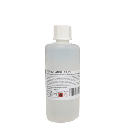 SkyMed IPA Isopropanoli 99,9% 100 mL