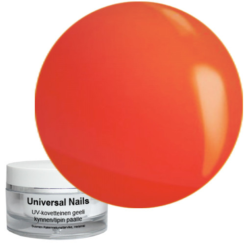 Universal Nails Koralli UV neongeeli 10 g