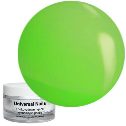 Universal Nails Lime UV neongeeli 10 g