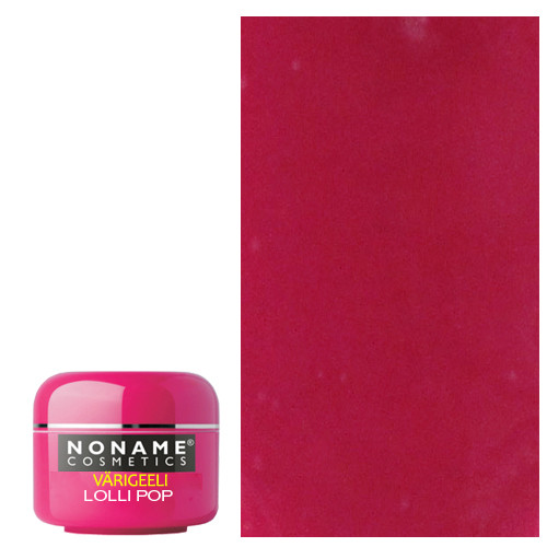 Noname Cosmetics Lolli Pop Basic UV geeli 5 g