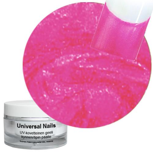 Universal Nails Pink Panther UV/LED metalligeeli 10 g