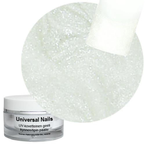 Universal Nails Shamppanja UV metalligeeli 10 g