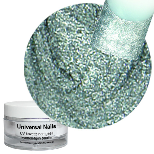 Universal Nails Hopea UV metalligeeli 10 g