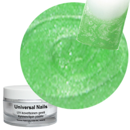Universal Nails Kaipiroska UV metalligeeli 10 g