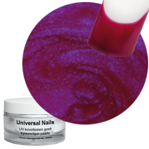 Universal Nails Sweety UV metalligeeli 10 g