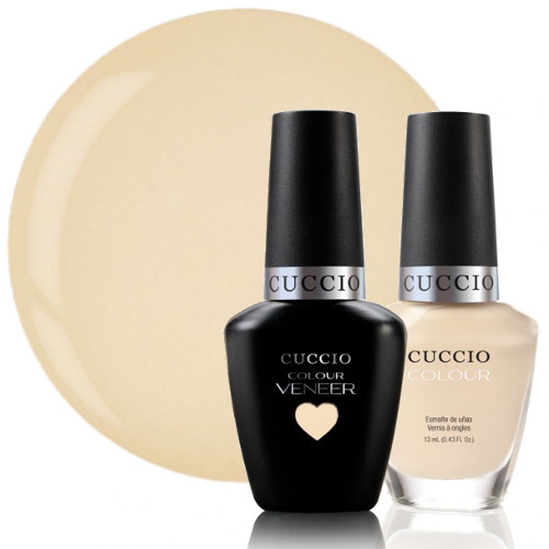 Cuccio Veneer So So Sofia Match Makers geelilakkasetti 2 x 13 mL