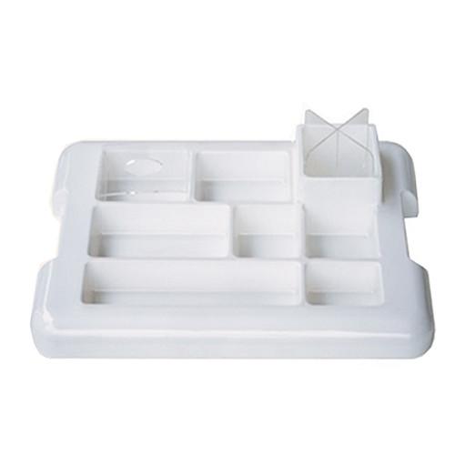 Noname Cosmetics Valkoinen Manikyyriteline
