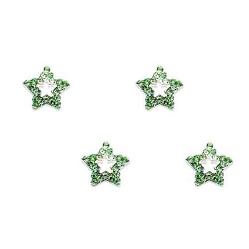 Sina Kynsikoru vihreä tähti 4 kpl