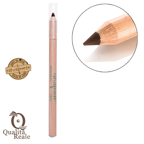 Naturalmente Breathe Eye Pencil Rajauskynä Sävy 1 Black