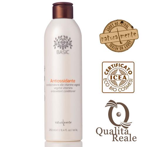 Naturalmente Antioxidant hoitoaine värjätyille hiuksille 250 mL