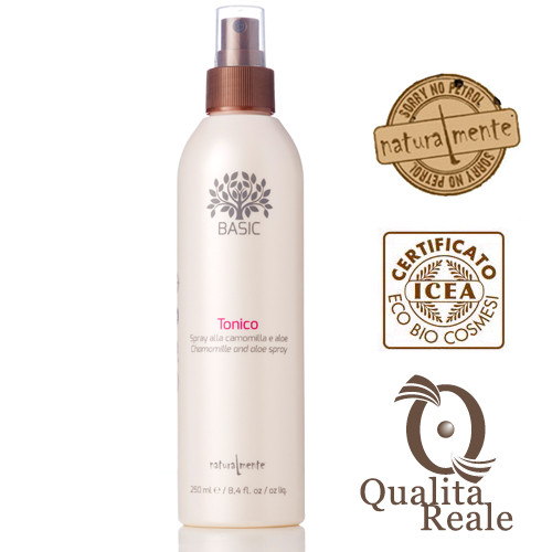 Naturalmente Chamomile & Aloe Spray Tonic hoitosuihke 250 mL