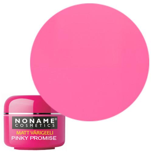 Noname Cosmetics Pinky Promise Matt UV geeli 5 g