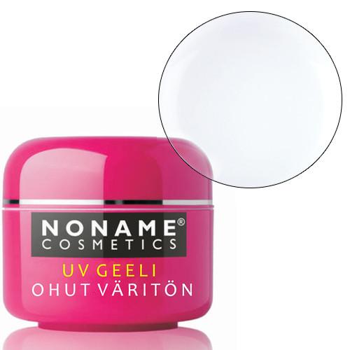 Noname Cosmetics Ohut Kirkas UV-geeli 30 g