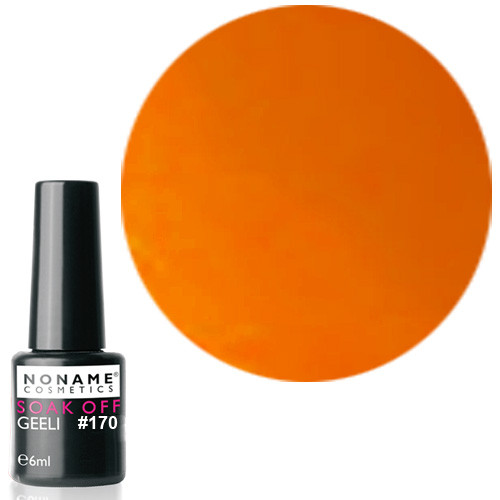 Noname Cosmetics Nro 170 geelilakka 6 mL