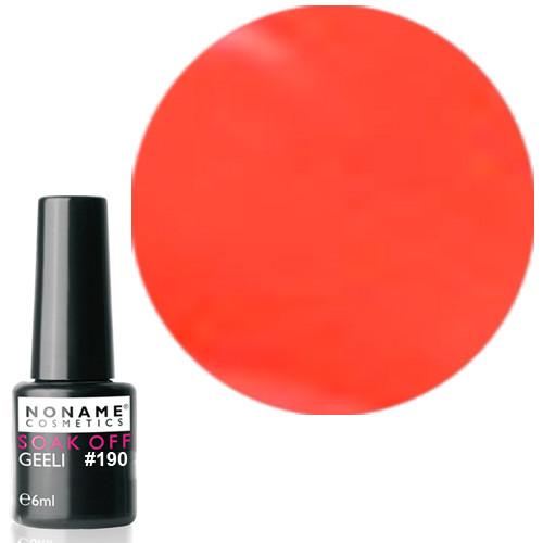 Noname Cosmetics Nro 190 geelilakka 6 mL