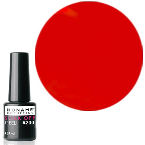Noname Cosmetics Nro 200 geelilakka 8 g