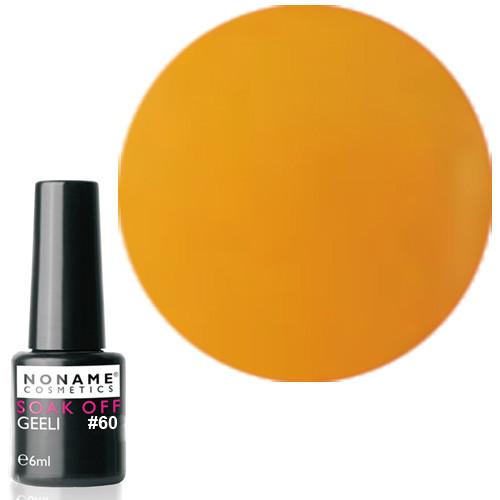 Noname Cosmetics Nro 60 geelilakka 6 mL