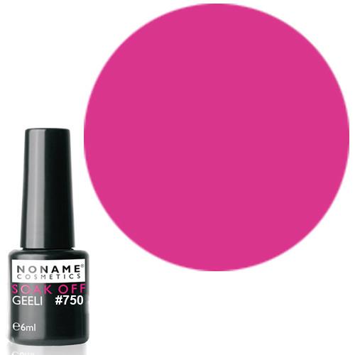 Noname Cosmetics Nro 750 geelilakka 6 mL