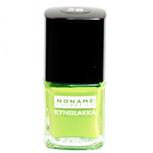Noname Cosmetics Nro 58 kynsilakka 9 mL