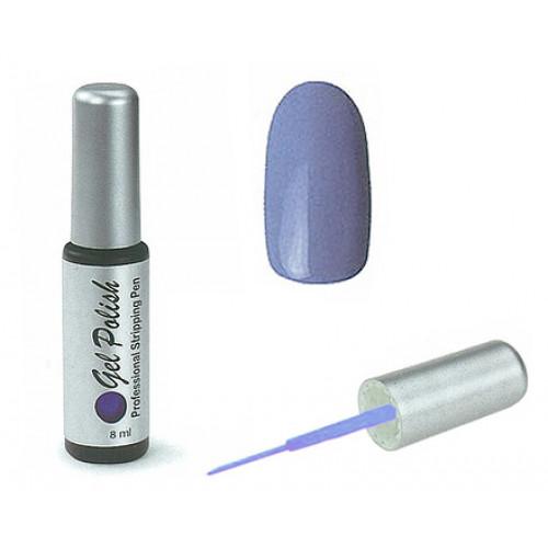 Sina Pastellisininen UV stripper 8 mL