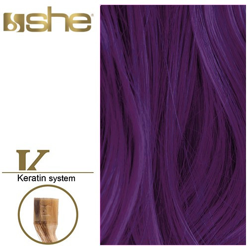 So Cap Suora Sinettihius 10 kpl väri Violetti Nuovo 55-60 cm