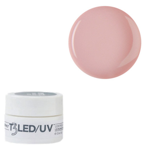 Cuccio Opaque Petal Pink T3 LED/UV Controlled Leveling Cool Cure geeli 7 g