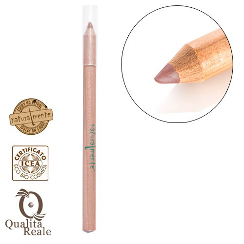 Naturalmente Breathe Lip Pencil Huulikynä Sävy 2 Rose Quarz