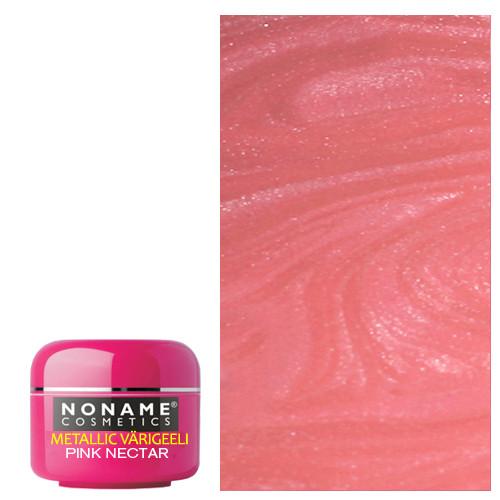 Noname Cosmetics Pink Nectar Metallic UV geeli 5 g