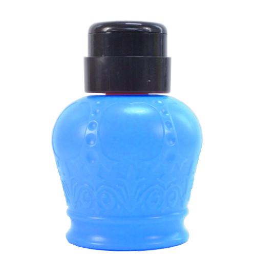 Noname Cosmetics Muotoiltu Pumppupullo sininen 250 mL