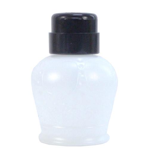 Noname Cosmetics Muotoiltu Pumppupullo valkoinen 250 mL