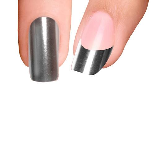 Trendy Nail Wraps Glass Slipper Kynsikalvo koko kynsi