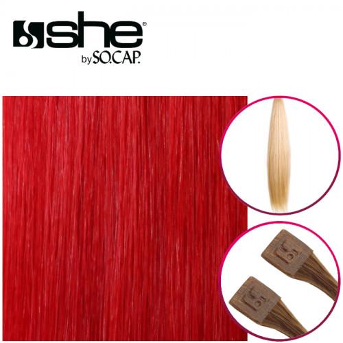 So Cap Suora Sinettihius Red 10 kpl 35-40 cm