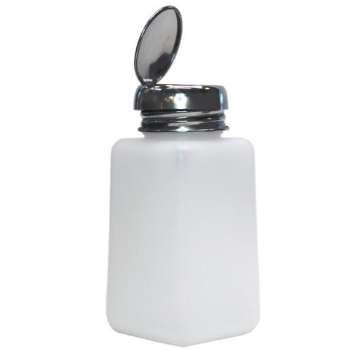 Noname Cosmetics Valkoinen Metallinen Pumppupullo 250 mL