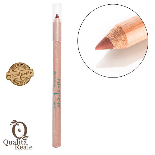 Naturalmente Breathe Eye Pencil Rajauskynä Sävy 2 Brown
