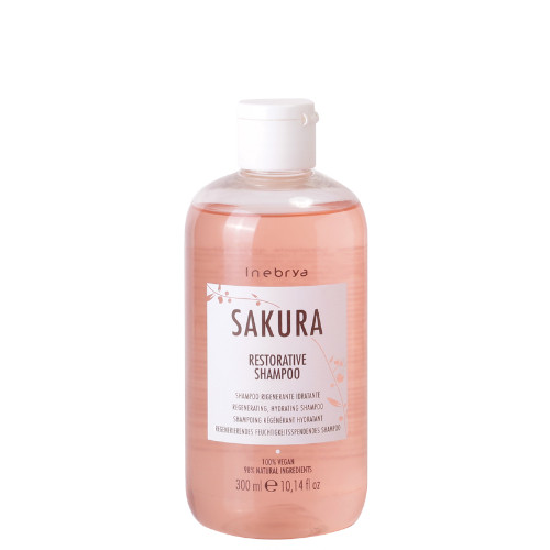 Inebrya Sakura Restorative shampoo 300 mL